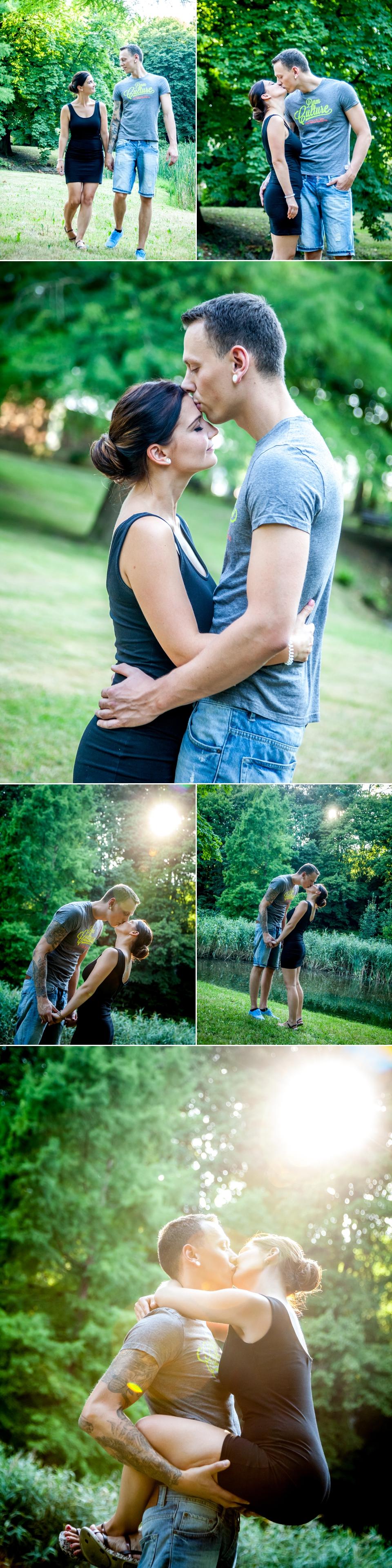 1-1-6 Liebe im Schönherrpark mit Jacqueline & Dirk... Hochzeit folgt verlobungsshooting