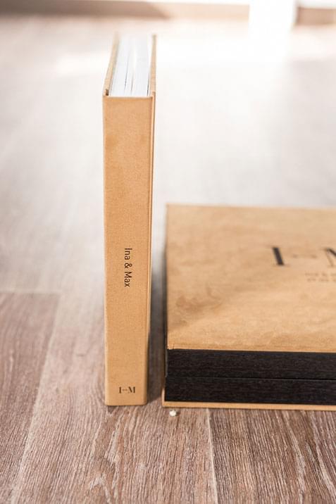 """2016-04-inamax-01 """"Book of Love """" Vintage Fotoalbum für die Ewigkeit produkte"""