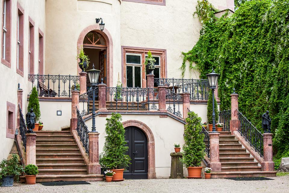 Eine 20er Jahre Hochzeit vom Feinsten auf Schloß Wolkenburg ...