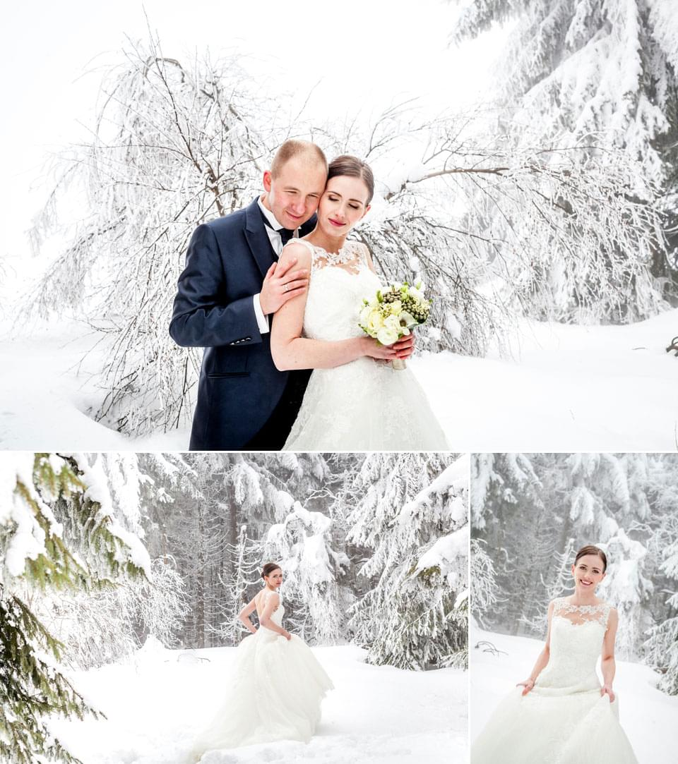 2016-04-winter01 Weiße Winterlandschaft im Erzgebirge-Hochzeitsfotografie Erzgebirge after-wedding